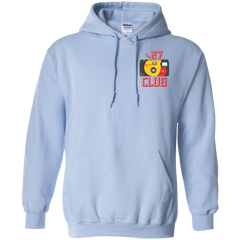 The 27 Club: Stateside Division Pocket Logo Hoodie
