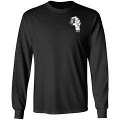 Zombie Wants Grain Long Sleeve Ultra Cotton T-Shirt