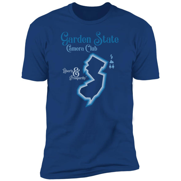 New Jersey Garden State State Camera Club T-Shirt - Shoot Film Co.