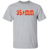 "35mm ""For Those About to Rock"" Short Sleeve T-Shirt - Shoot Film Co."