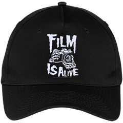 Film is Alive Strap Back Twill Cap