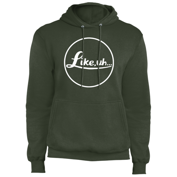Like, Uh... Core Fleece Pullover Hoodie - Shoot Film Co.