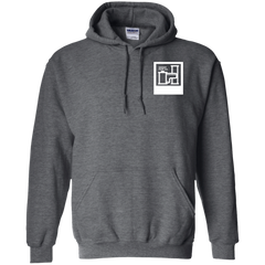Shoot Film Co Pocket Logo Pullover Hoodie