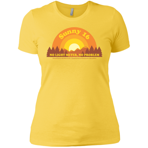 Sunny 16 Ladies Fit T-Shirt
