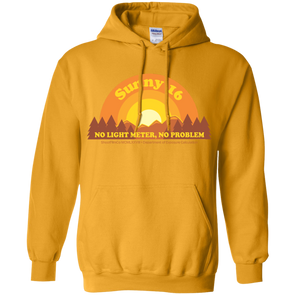 Sunny 16 Pullover Hoodie - Shoot Film Co.