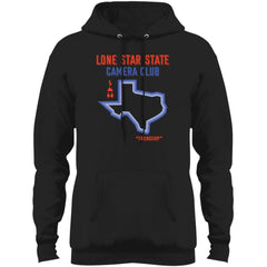 Texas Lone Star State Camera Club Hoodie