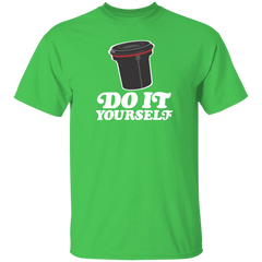 Do It Yourself Cotton Short Sleeve T-Shirt