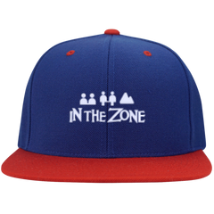 In The Zone Snapback Cap