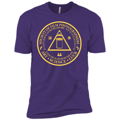 Society of Film Photographers Film Photography Shirt in Purple