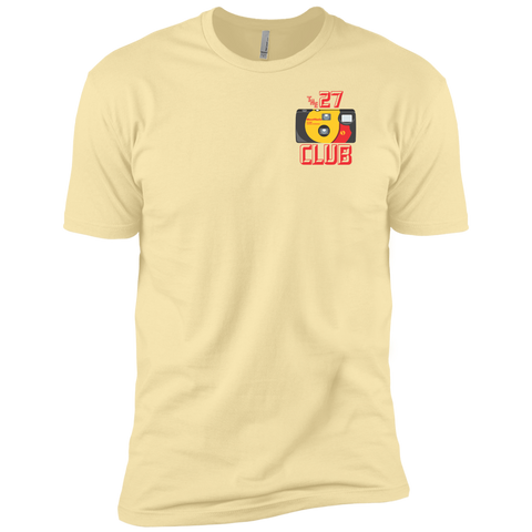 27 Club Stateside Division Left Chest Logo T-Shirt