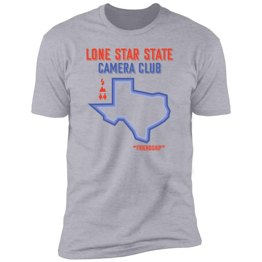 Texas Lone Star State Camera Club T-Shirt