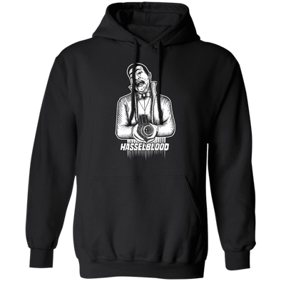 Hasselblood Vampire Camera Pullover Hooded Sweatshirt - Shoot Film Co.