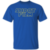 Shoot Film Star Wars Inspired Short Sleeve T-Shirt - Shoot Film Co.