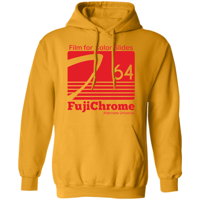 Alternate Universe Chrome Film Pullover Hoodie Sweatshirt - Shoot Film Co.