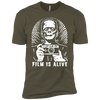 "Film is Alive ""Frank & His Camera"" Premium Short Sleeve T-Shirt - Shoot Film Co."