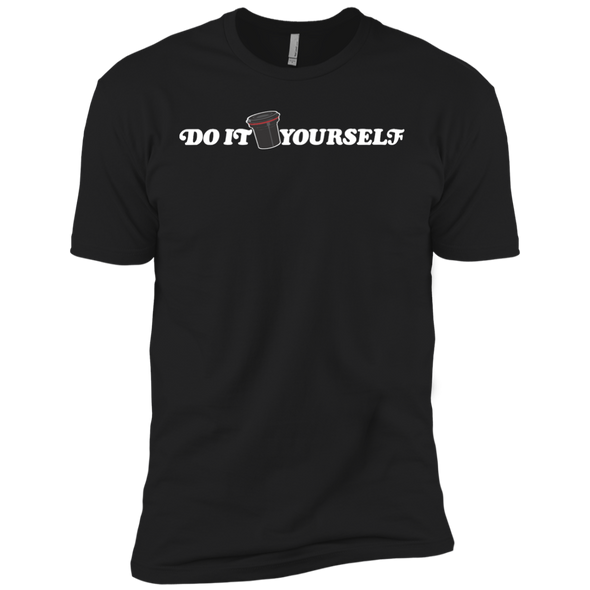 Do It Yourself Premium Short Sleeve Tee - Shoot Film Co.