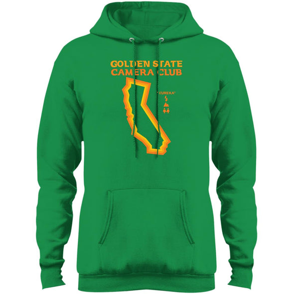 California Golden State Camera Club Fleece Hoodie - Shoot Film Co.