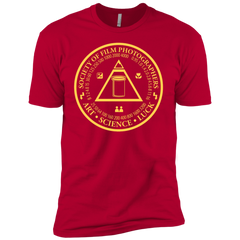 Society of Film Photographers Film Photography Shirt in Red