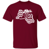 Skeleton Hands 35mm SLR Film Camera T-Shirt - Shoot Film Co.