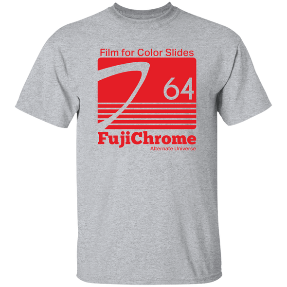Alternate Universe Chrome Film Short Sleeve T-Shirt - Shoot Film Co.