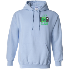 The 27 Club: Eastern Division Pocket Logo Hoodie