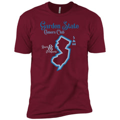 New Jersey Garden State State Camera Club T-Shirt