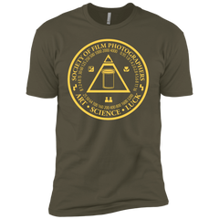 Society of Film Photographers Film Photography Shirt in Grey