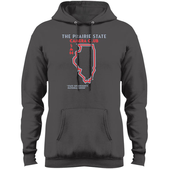 Illinois The Prairie State Camera Club Hoodie - Shoot Film Co.