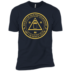 Society of Film Photographers Film Photography Shirt in Navy