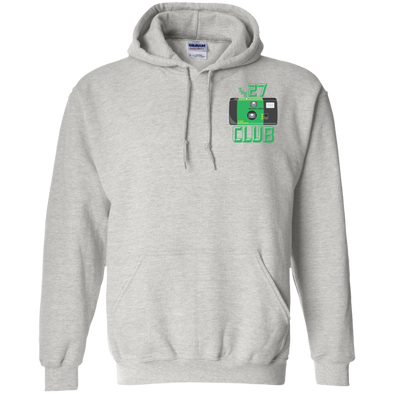 The 27 Club: Eastern Division Pocket Logo Hoodie - Shoot Film Co.