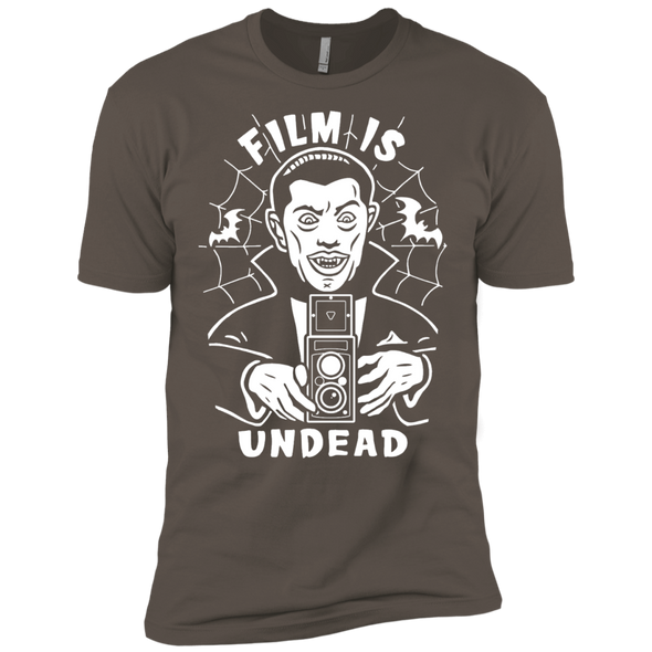 Film is Undead Premium Short Sleeve T-Shirt - Shoot Film Co.
