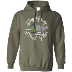 Stay Broke Shoot Film Hoodie Pullover Sweatshirt