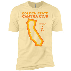 California Golden State Camera Club T-Shirt - Shoot Film Co.