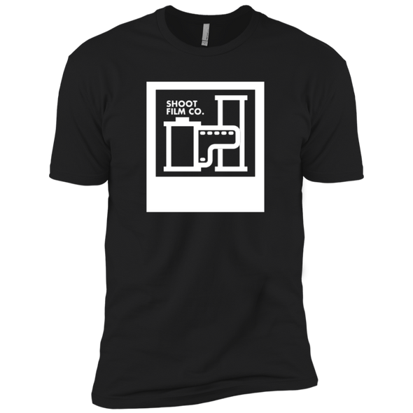 Shoot Film Co Logo Premium Short Sleeve T-Shirt - Shoot Film Co.