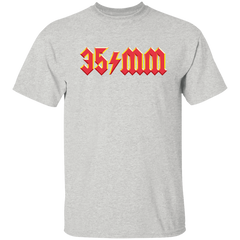 "35mm ""For Those About to Rock"" Short Sleeve T-Shirt"