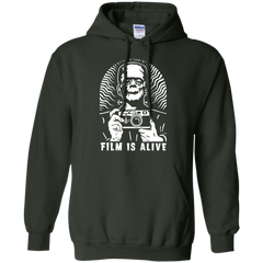 "Film is Alive ""Frank & His Camera"" Pullover Hoodie"