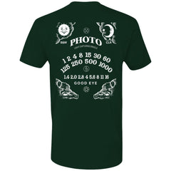 Light Capturing Oracle Ouija Board Premium Short Sleeve T-Shirt