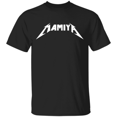 Mamiya / Metallica Alternate Universe Short Sleeve T-Shirt - Shoot Film Co.