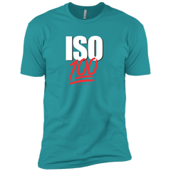 ISO 100 Premium Men's T-Shirt