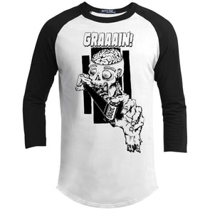Zombie Wants Film Grain Sporty T-Shirt - Shoot Film Co.