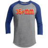 "35mm ""For Those About to Rock"" Sporty Jersey T-Shirt - Shoot Film Co."