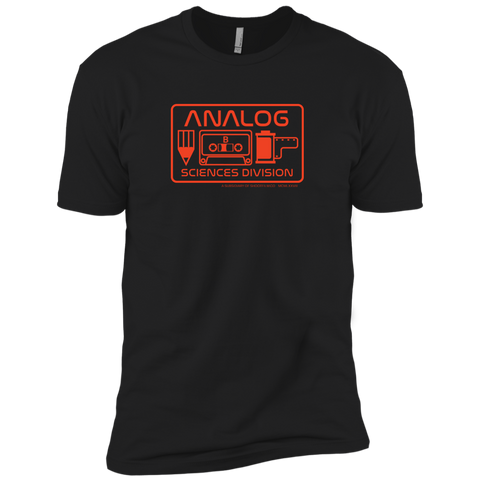 Analog Sciences Division Premium Men's T-Shirt