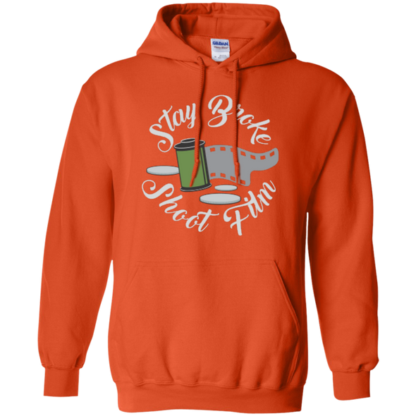 Stay Broke Shoot Film Hoodie Pullover Sweatshirt - Shoot Film Co.