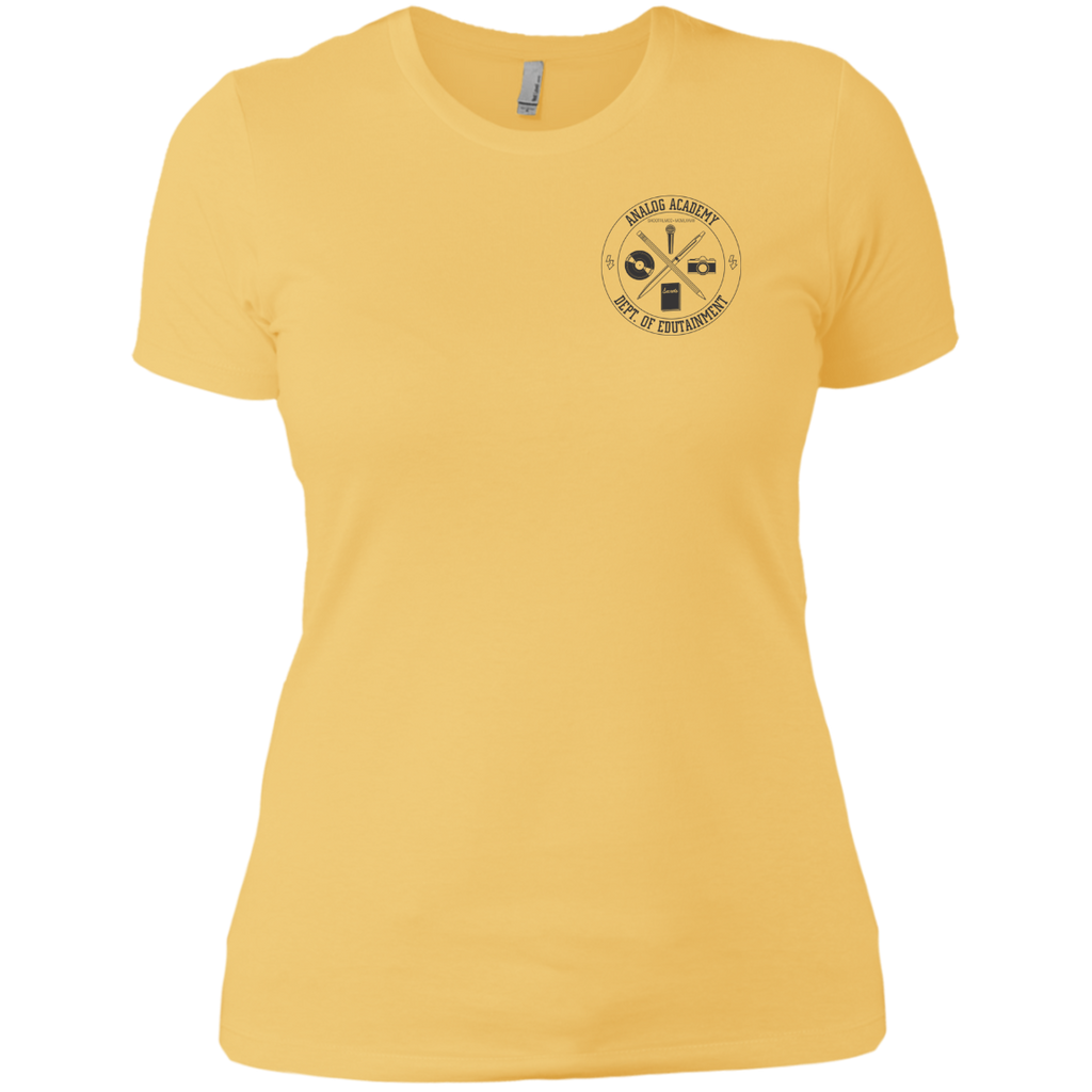 Analog Academy Womens T-Shirt