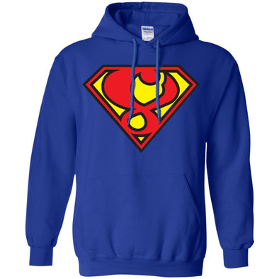 Super 8 Pullover Hoodie Sweatshirt - Shoot Film Co.