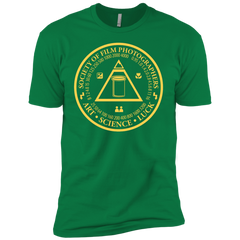 Society of Film Photographers Film Photography Shirt in Kelly Green