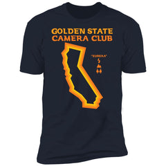 California Golden State Camera Club T-Shirt