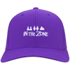 In The Zone Twill Strap Back Cap - Shoot Film Co.