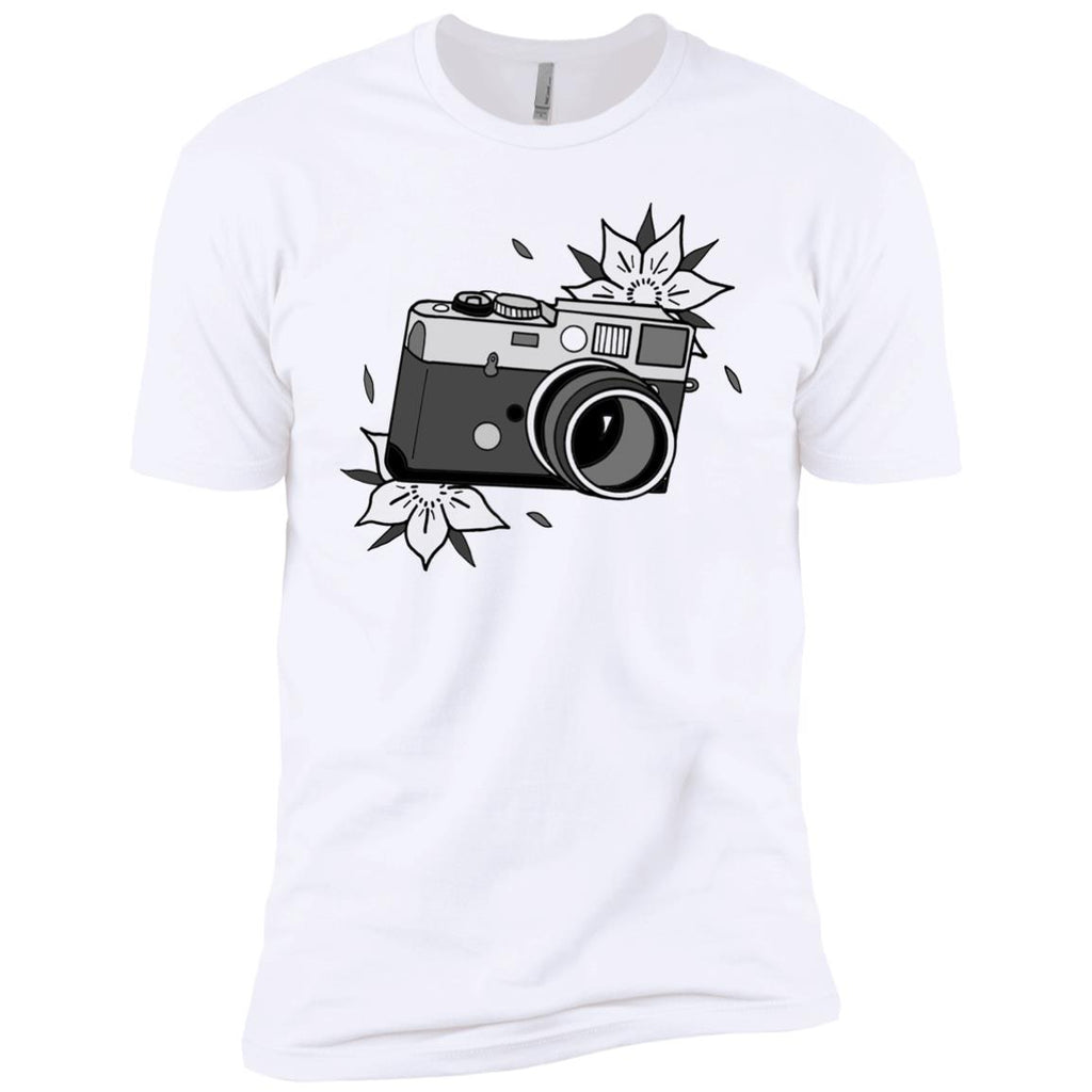 Rangefinder Premium Short Sleeve T-Shirt by René Fleming