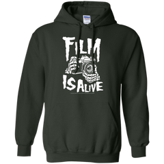 Film is Alive Skele Hands Hoodie Pullover Sweatshirt